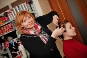 Людмила-парикмахер стилист