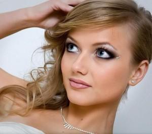 макияж в салоне красоты