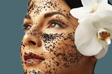сделать кожу лица чище